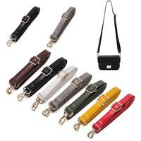 Women Crossbody Shoulder Bag Leather Replacement  Handle Strap Ladies Bag Belt @