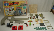 TYCO Electronic Trucking HO Slot Car Interstate Delivery Set