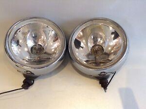 Vintage Pair CBIE OSCAR Spot Lights / Lamps 5 inch