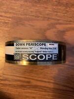 DOWN PERISCOPE Scope 35mm Film Trailer