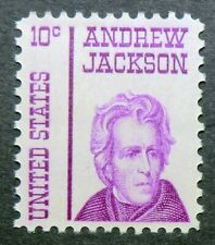 1286 MNH 1967 Andrew Jackson President New Orleans battle Old Hickory Hermitage