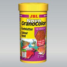JBL Novo Granocolor (Refill) 250ml Medium & Big Farbenprächtige Aquar.fische