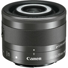 Canon EF-M 28mm f/3.5 Macro IS STM Lens for Canon EOS M Series Mirrorless Camera
