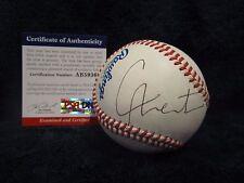 Cam Newton (NFL QB) Autographed Official League Baseball – PSA Cert