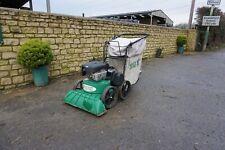 Billy Goat leaf vacuum, self propelled leaf vacuum