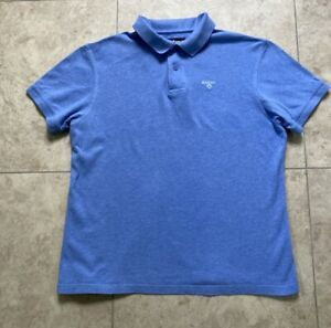 BARBOUR T SHIRT POLO SHORT SLEEVE SIZE L GOOD CONDITION