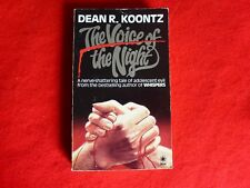 The Voice Of The Night By Dean R. Koontz (1985)