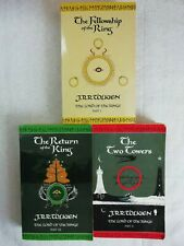 J R R Tolkien 3 Book Collection Set - Paperback