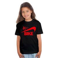 T-shirt ENFANT BIKE VELO BMX