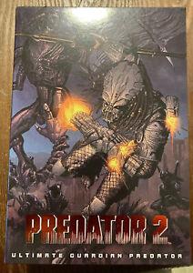 "NECA Ultimate Guardian Predator 7"" Action Figure 1:12 Scale Predators 2 Official"