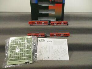 Kato N K10700 Elektrotriebwagen der DB Regio NRW Express 4-teilig Defekt in OVP