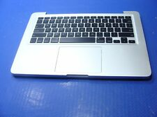 "MacBook 13"" A1278 MB466LL/A Genuine laptop Top Case w/Touchpad  Keyboard GLP*"