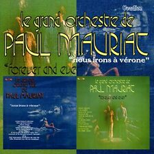 Paul Mauriat Orchestra - Forever and Ever & Nous Irons a Verone 1973 CD