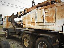 Used BANTAM T644 Excavator – Wheel