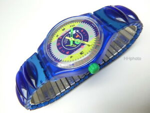 "Swatch: "" Time Cup "" (SSN101) With Stop-Funktion New/Single Piece Size 17,8 CM"