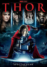 Thor: Spectacular Action & Fantasy [DVD] Includes Deleted Scenes & More, New