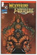 WOLVERINE/WITCHBLADE #1 | 1st Print Regular Cover | Michael Turner | 1997 | NM-