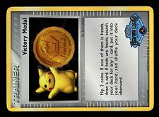 PROMO POKEMON BATTLE ROAD SPRING VICTORY MEDAL 2006/2007 PIKACHU