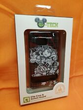 New Disney Parks Authentic Original MICKEY HTC Thunderbolt Case w/screen prote..
