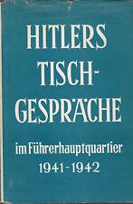 Henry Picker: Hitlers Tischgespräche
