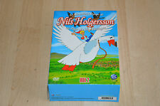 coffret DVD Nils Holgersson au pays des oies sauvages - Box 2 - VF
