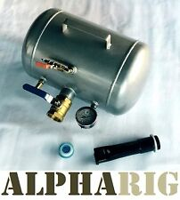 ALPHARIG TIRE BEAD SEATER AIR TANK NEW 5 GALLON BS10