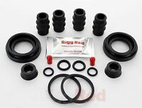 VW Golf Mk4 1.9 TDi 1997-2005 REAR Brake Caliper Seal Repair Kit (axle set) 3843