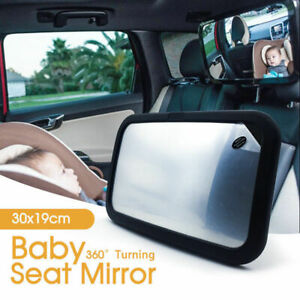 Car Baby Seat Inside Mirror View Back Safety Rear Ward Facing Care Child Infant
