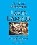 Louis L'Amour FRONTIER STORIES VOLUME 7 Unabridged CD *NEW* FAST 1st Class Ship!