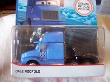 Disney Pixar Cars Deluxe - Dale Roofolo - 2020 release - Dinoco 400