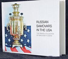 Book: RUSSIAN SAMOVARS IN THE USA