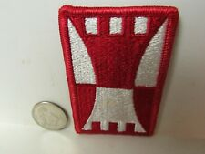 Post WWII US Army 416th Engineer Brigade ME, FE, SSI Patch