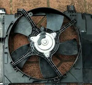 Nissan Micra k12 2008                                             Fan Assembly