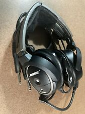 Bose A20 Noise Canceling Aviation Headset