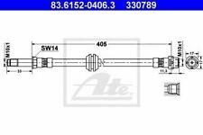Flexible de frein BMW 3 (E46) 3  (E46) 3 Compact (E46) 3 Coupé (E46) 3 Cabrio (E