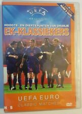 DVD : Hoogte en dieptepunten van oranje EK klassiekers... DUTCH