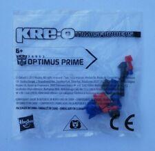 KRE-O TRANSFORMERS OPTIMUS PRIME MATRIX MINIFIGURE HASBRO 36953 KREO NEW SEALED