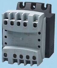 Legrand 220VA transformadores de panel de control, 230 V CA, 400 V AC principal 2 X, 12 V CA S