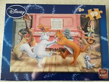 Walt Disney - Aristocats Puzzle (99 Teile) 33 X 22cm für Kinder ab 5 Jahren