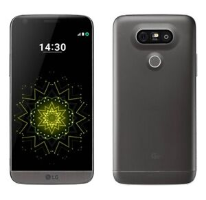 NEW TITAN GRAY VERIZON GSM UNLOCKED 32GB LG G5 VS987 SMART PHONE JT75 B