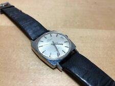 Used - Vintage Watch Reloj MOVADO Kingmatic Surf - Manual Movement - No Funciona