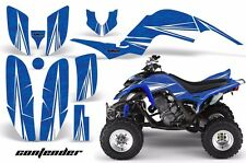 ATV Decal Graphic Kit Quad Sticker Wrap For Yamaha Raptor 660 2001-2005 CONTD  W