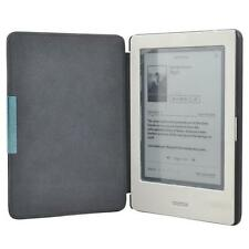 Magnetic Slim Leather Case Cover Pouch For kobo touch 6.0 inch eReader