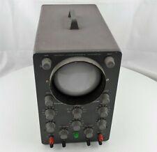 Heathkit Model 0 11 Laboratory Oscilloscope For Parts Or Repair