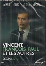 """DVD """"VINCENT, FRANCOIS, PAUL ET LES AUTRES"""" Yves MONTAND, NEUF SOUS BLISTER"""