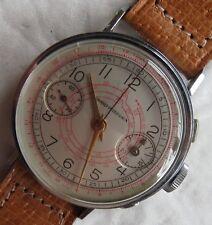 Girard Perregaux Chronograph Mens Wristwatch load manual nickel chromiun case