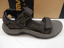 TEVA MENS SANDALS HOLLIWAY TURKISH COFFEE SIZE 11