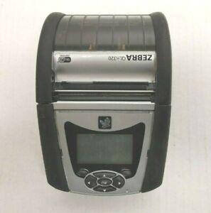 """Zebra QLn320 Mobile Printer WiFi & Bluetooth MFi iOS QN3-AUNA0M00-00 - Grade """"C"""""""
