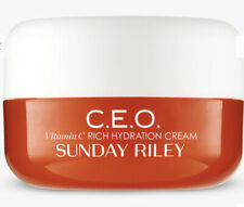 CEO Sunday Riley Vitamin C Rich Hydration Cream 50ml.