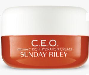 CEO Sunday Riley Vitamin C Rich Hydration Cream 50ml.